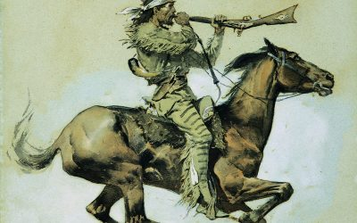 Booth Museum Hosts Frederic Remington Exhibition
