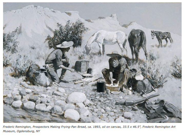 ArtzLine: Frederic Remington – Booth Museum