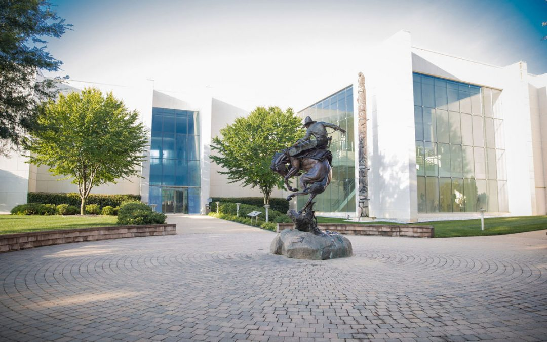 Booth Western Art Museum receives Southeast Attraction of the Year award
